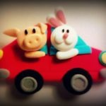 Cotxe amb JumpingClay