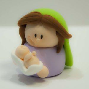 Verge Maria i Nen Jesús