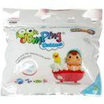 Bubbles JumpingClay