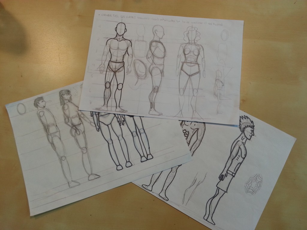 proporcions i fisionomia