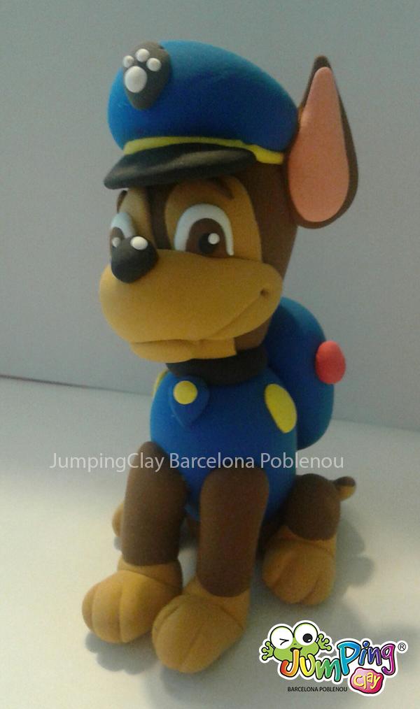 Mu ecos fondant on pinterest cake toppers fondant cake - Munecos patrulla canina ...