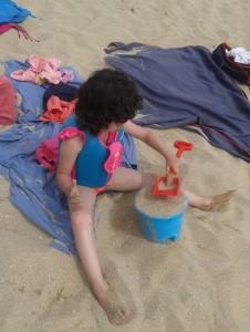 Casal estiu a la platja