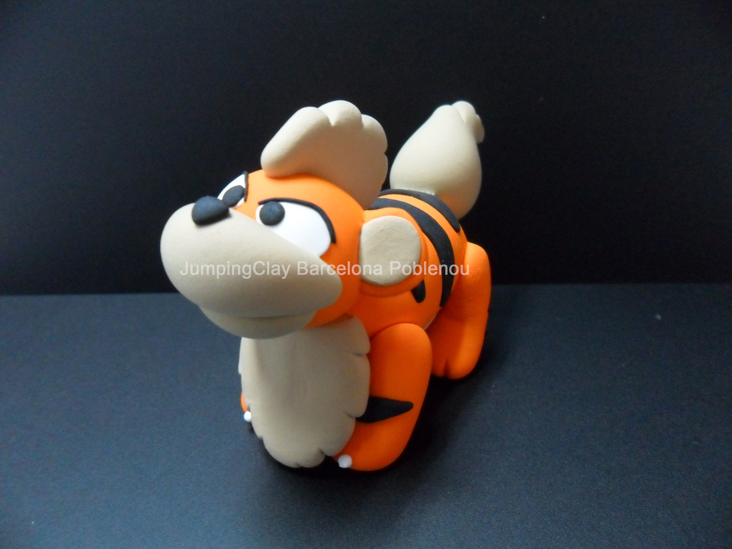 Pokemon Growlithe