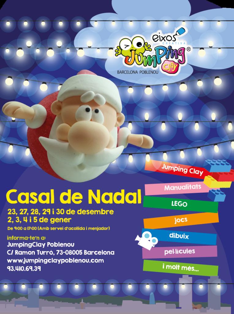 Casal Nadal Jumping Clay Barcelona 2016
