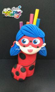 Ladybug JumpingClay