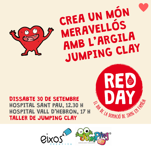 Tallers Red day